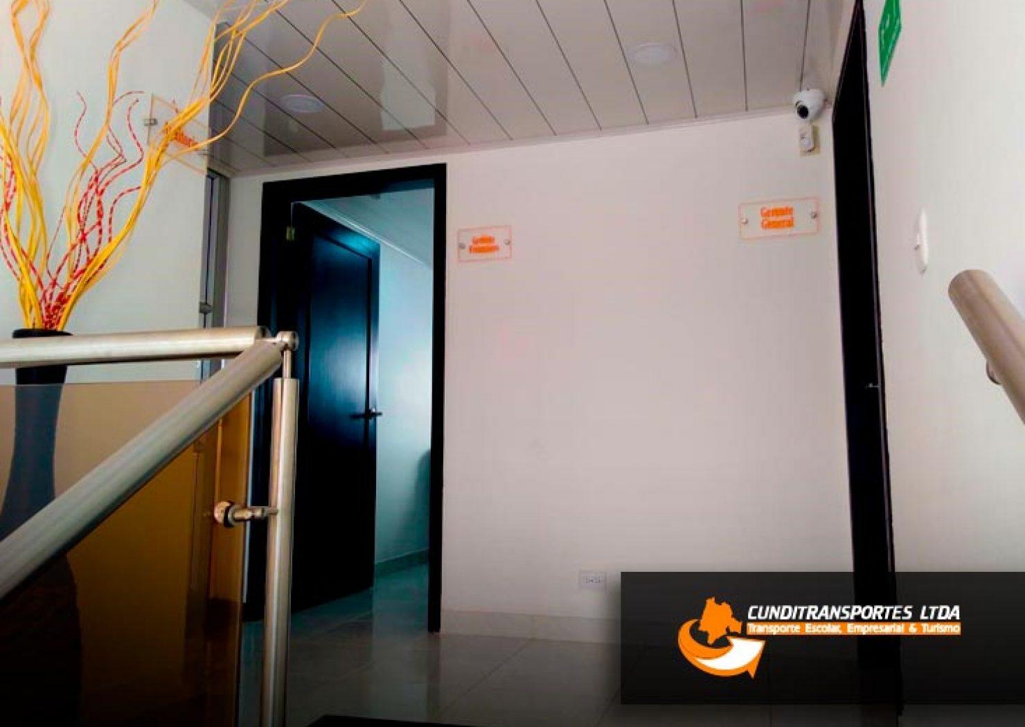 Cunditrasnportes Bogotá - Nuestras Oficinas